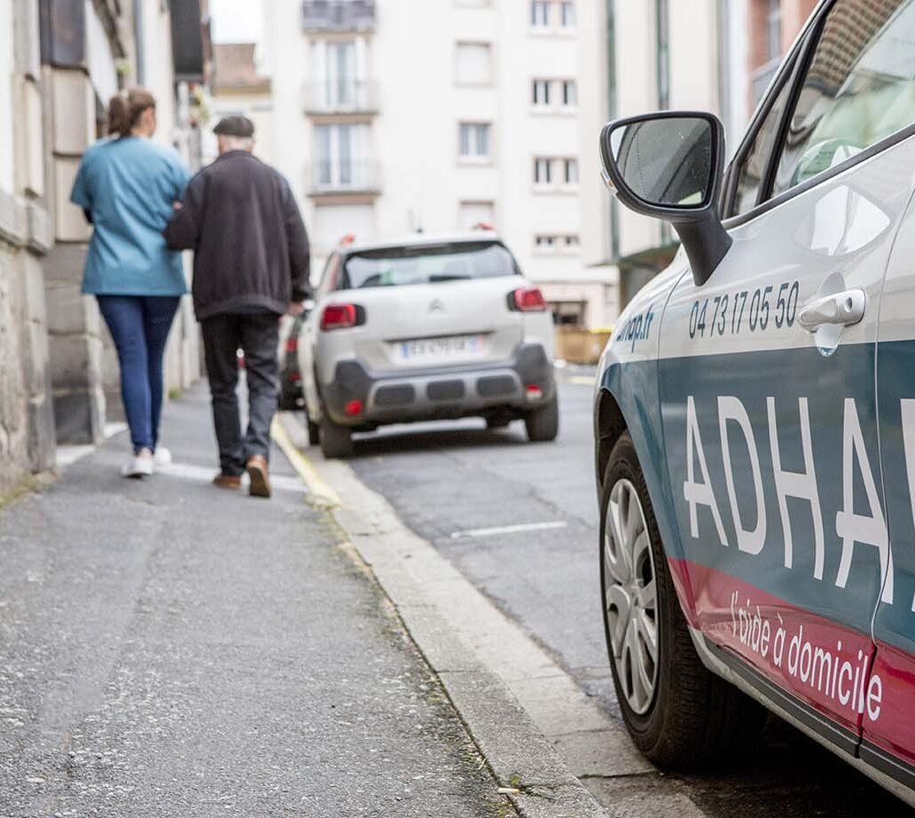 Accompagnement - Aide à domicile ADHAP