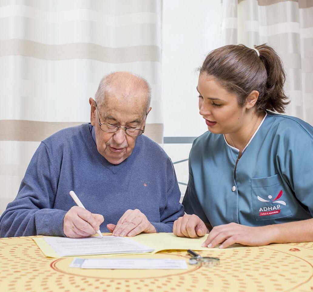 Assistance administrative - Aide à domicile ADHAP