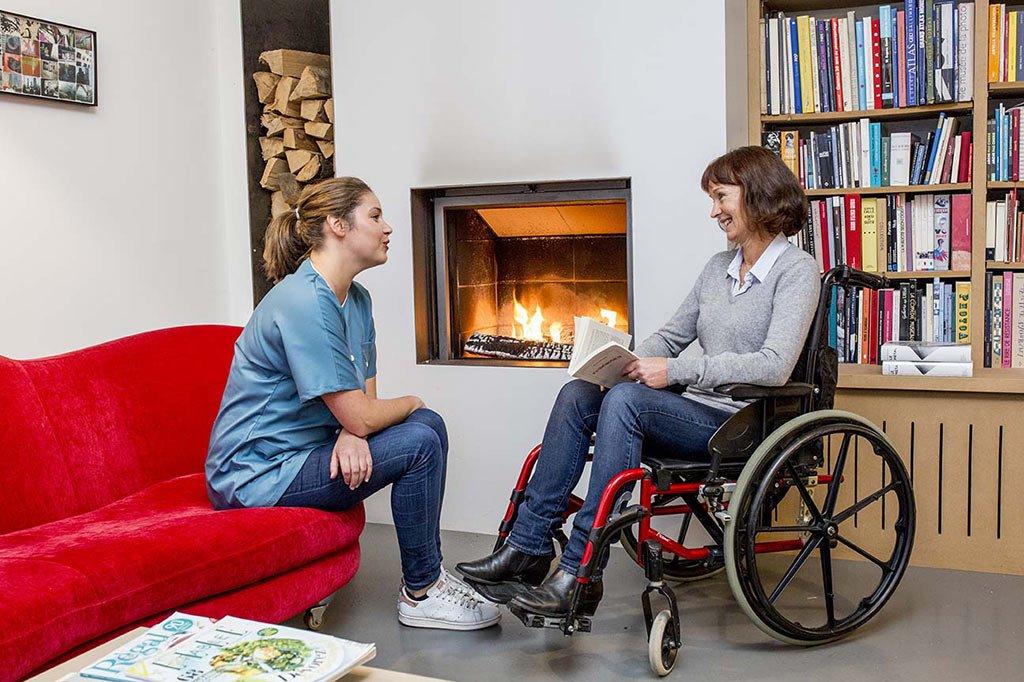 Conseil handicap - Aide à domicile ADHAP