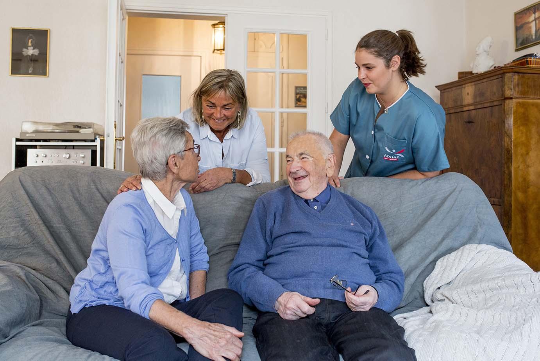 aide aux aidants - accompagnement maladie neurodégénérative